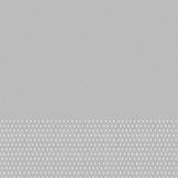 Алюминиевые жалюзи. Глубокий серый перфорированный